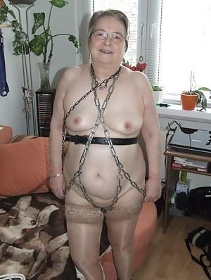 MILF Bondage Porn Pictures