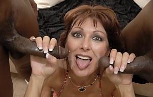 MILF Bukkake Porn Pictures